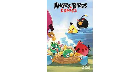 Angry Birds Comics 2 : When Pigs Fly (Hardcover) (Paul Tobin) - image 1 of 1