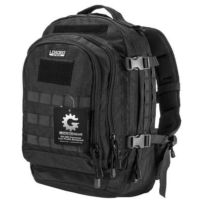 Barska GX-500 Crossover Utility Backpack - Black