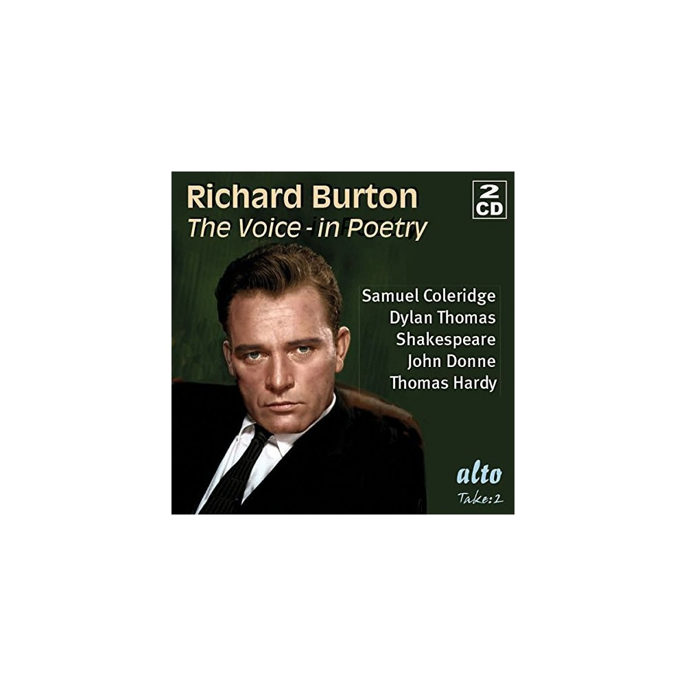 Richard burton - Recites shakespeare (CD)