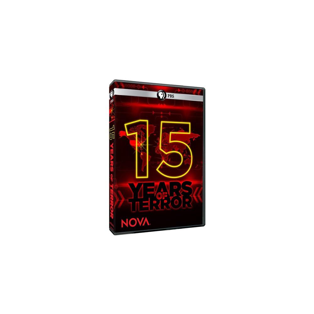 Nova:15 Years Of Terror (Dvd)