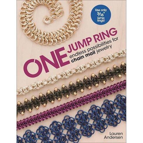 One Jump Ring - by  Lauren Andersen (Paperback) - image 1 of 1