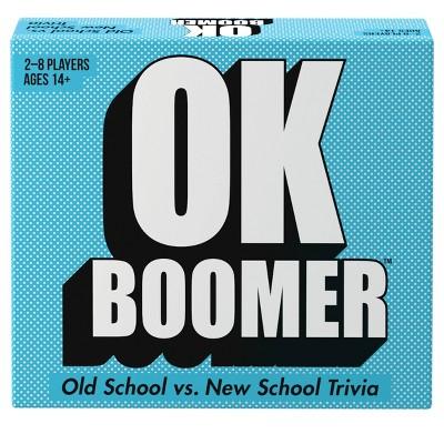 Goliath OK Boomer Card Game