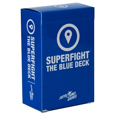 Superfight: Blue (Locations) Deck Game