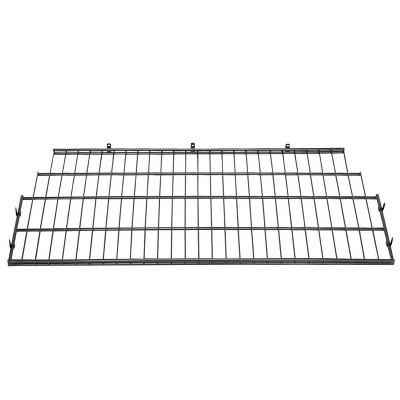 Suncast BMSA7S Vertical Storage Shed Organization Metal Wire Shelf Rack Shelving