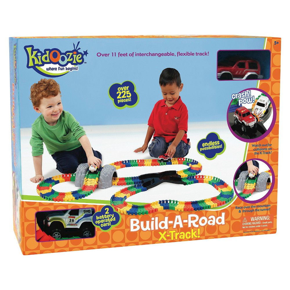 Build A Road X-Track, Building Sets