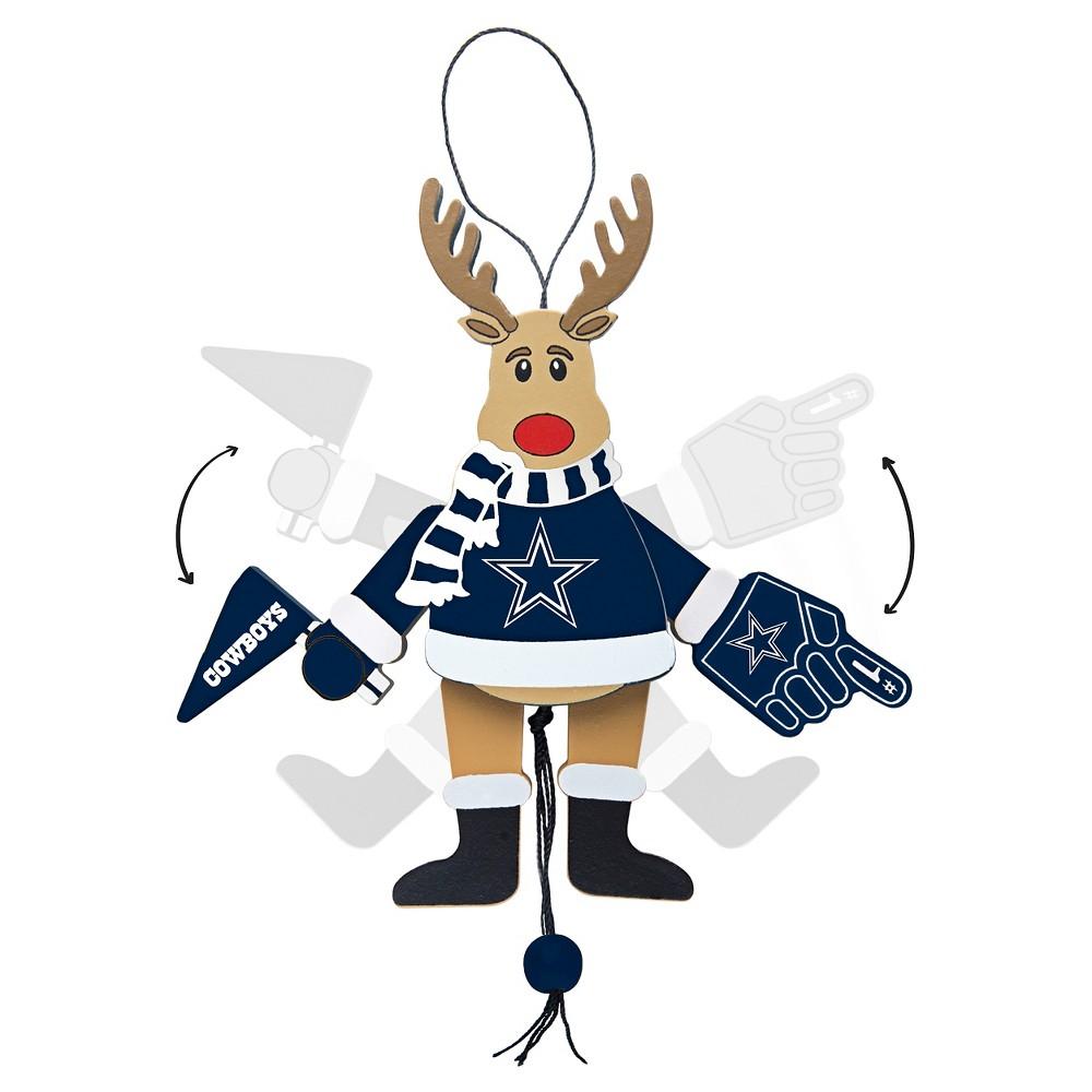 Dallas Cowboys Topperscot Tree Ornament