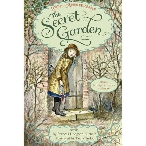 The Secret Garden - by  Frances Hodgson Burnett (Paperback) - image 1 of 1