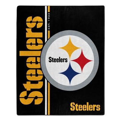 NFL Pittsburgh Steelers Throw Blankets