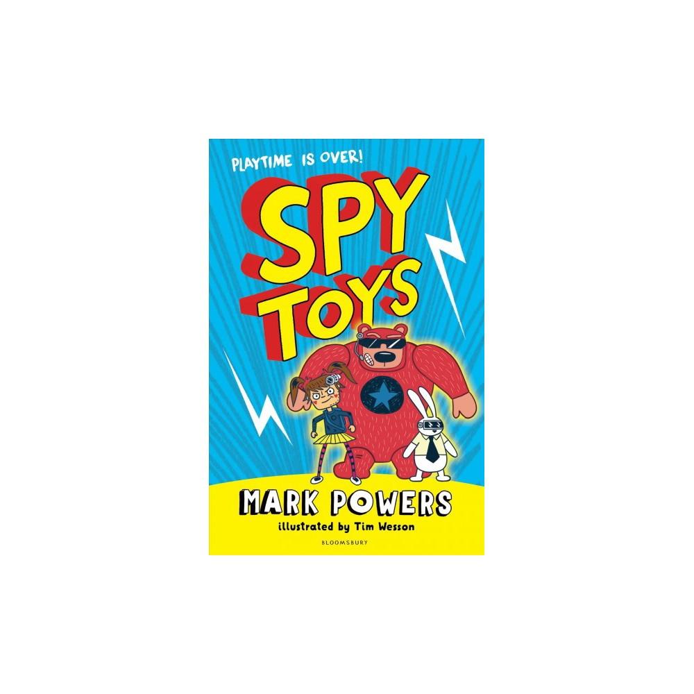Spy Toys - (Spy Toys) by Mark Powers (Hardcover) Spy Toys - (Spy Toys) by Mark Powers (Hardcover)