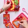 Danimals Strawberry Explosion Kids' Squeezable Yogurt - 4ct/3.5oz Pouches - image 2 of 4