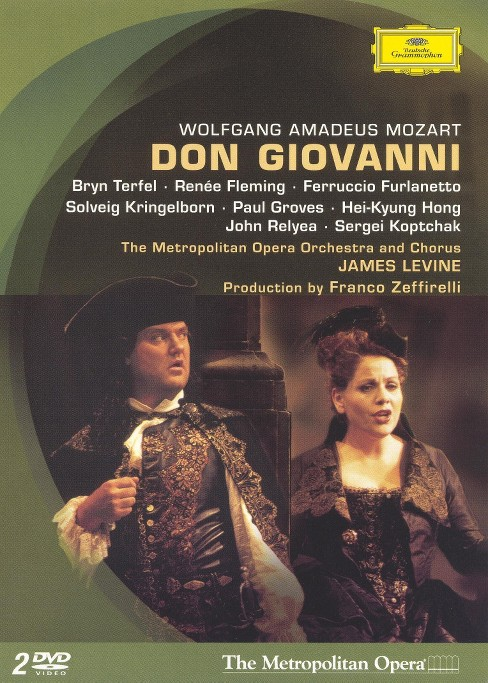 Mozart:Don giovanni (DVD) - image 1 of 1