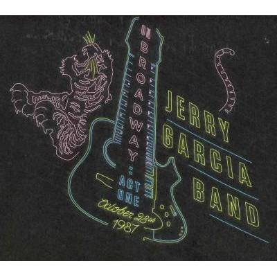 Jerry Garcia - On Broadway: Act One - October 28th, 1987 (3 CD)
