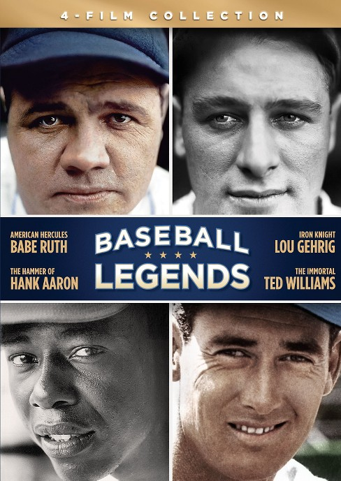 Baseball legends (DVD) - image 1 of 1