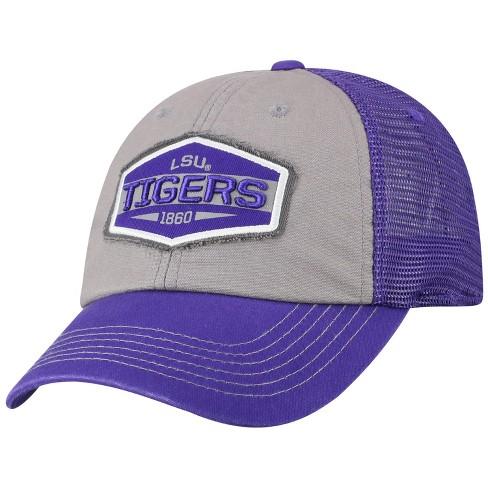 LSU Tigers Baseball Hat   Target 76cf6a7ae88
