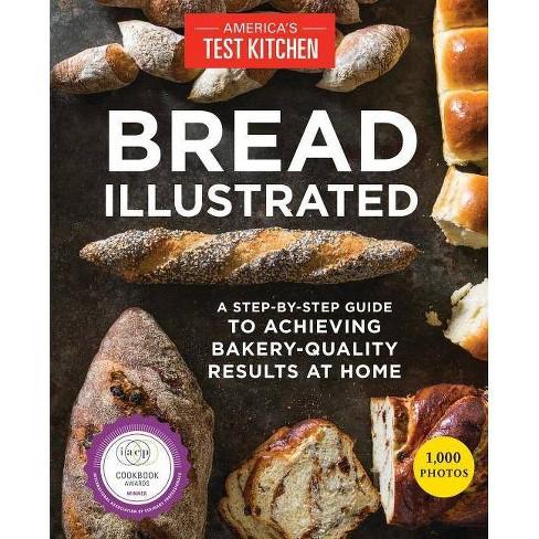 Bread Illustrated Paperback Target