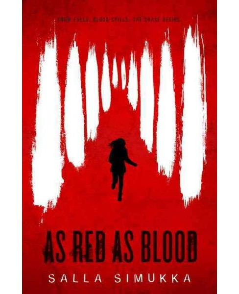 As Red As Blood (Reprint) (Hardcover) (Salla Simukka) - image 1 of 1