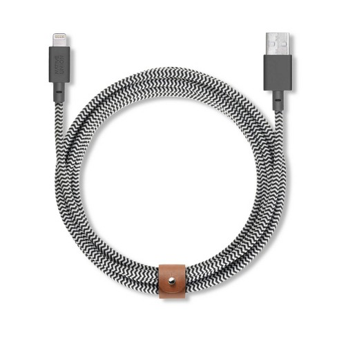 Native Union 10' Lightning Belt XL Charging Cable - image 1 of 7