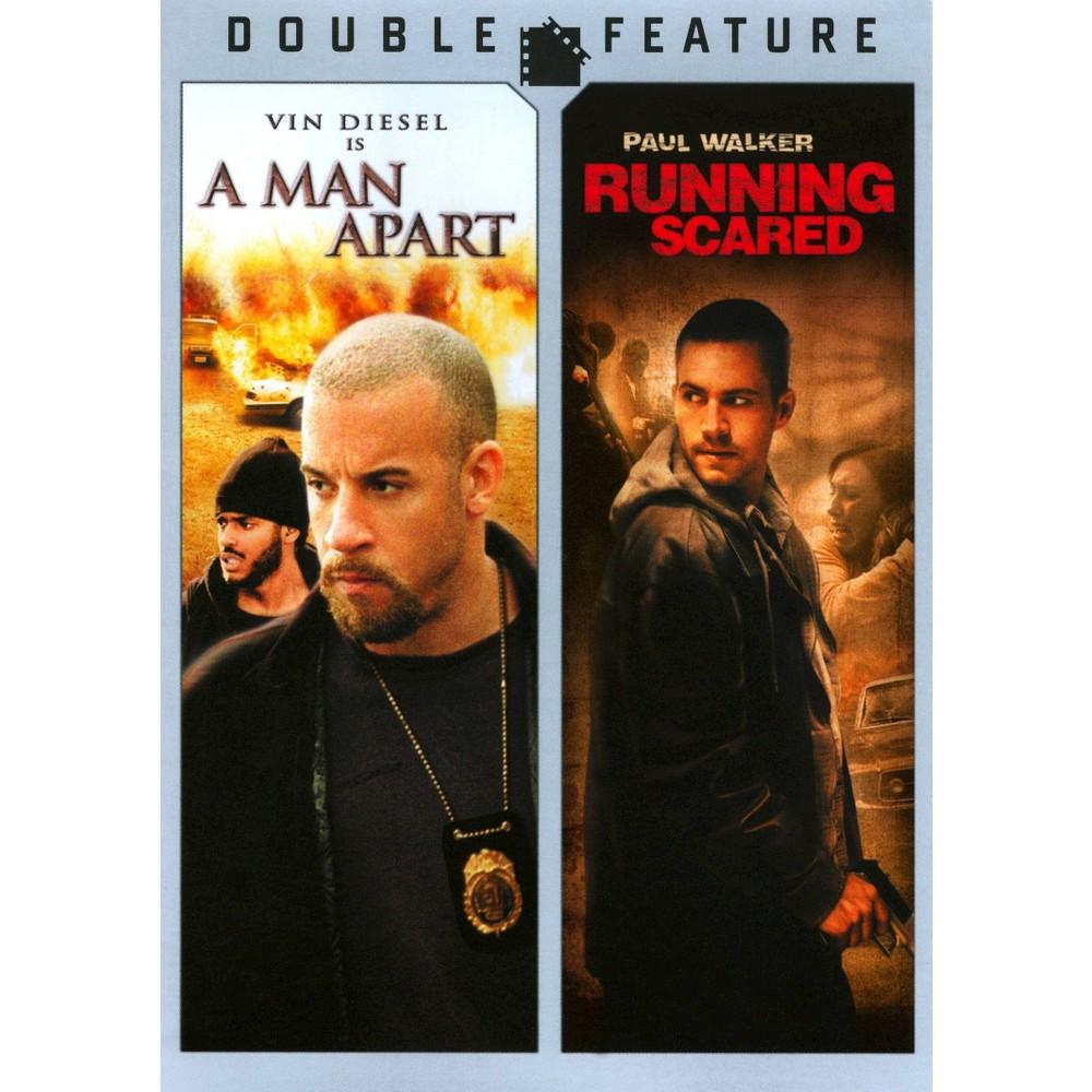 Man Apart/Running Scared (Dvd)