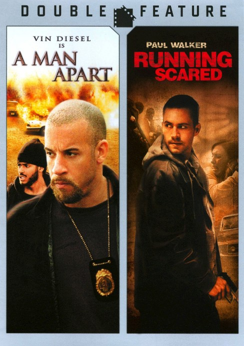 Man apart/Running scared (DVD) - image 1 of 1