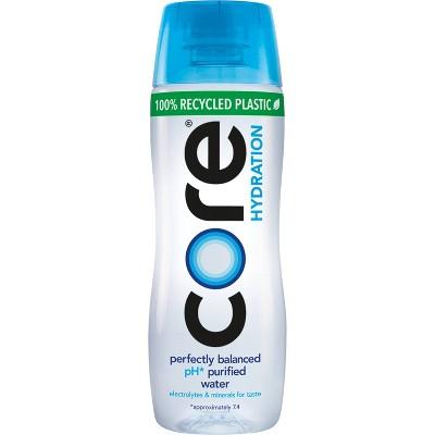 Core Hydration Purified Water - 20 fl oz Bottle