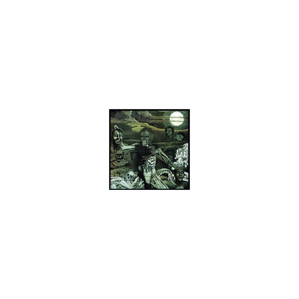 Axegrinder - Rise Of The Serpent Men (Vinyl)
