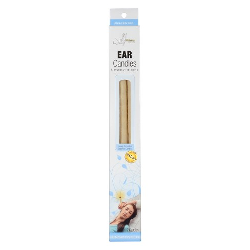 Wally's Natural Ear Treatment Beeswax Candles - 2ct - image 1 of 3