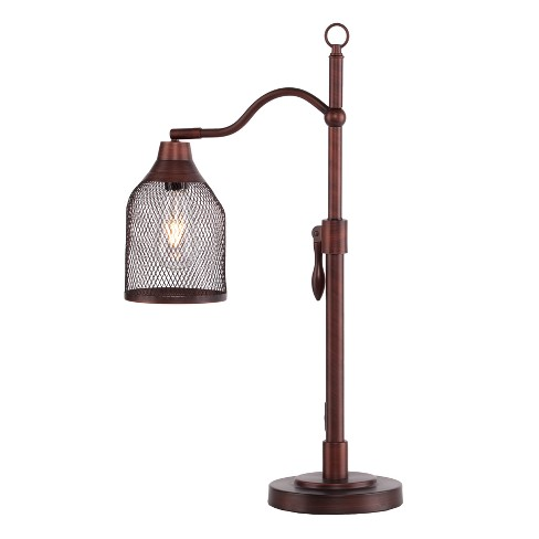Rhiannon Table Lamp Brushed Bronze (Includes Energy Efficient Light Bulb) - Aiden Lane - image 1 of 3
