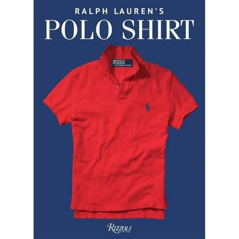 Ralph Lauren's Polo Shirt - (Hardcover) - image 1 of 1