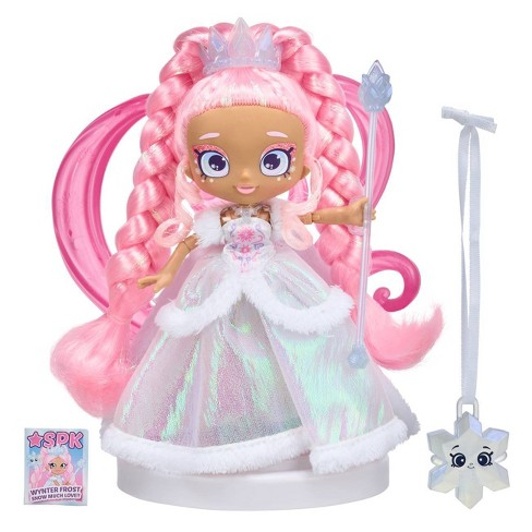 Shopkins Shoppies Special Edition Wynter Frost Doll Target