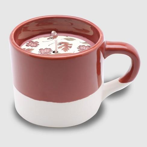 9oz Ceramic Mug Jar Candle - Threshold™ - image 1 of 2
