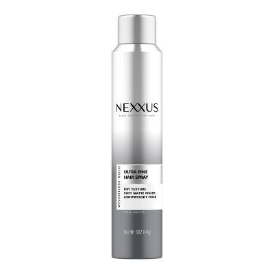 Nexxus Weightless Hold Ultra Fine Hair Spray - 5 oz