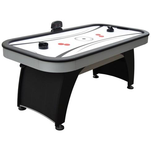 Hathaway Silverstreak 6' Air Hockey Game Table - image 1 of 4