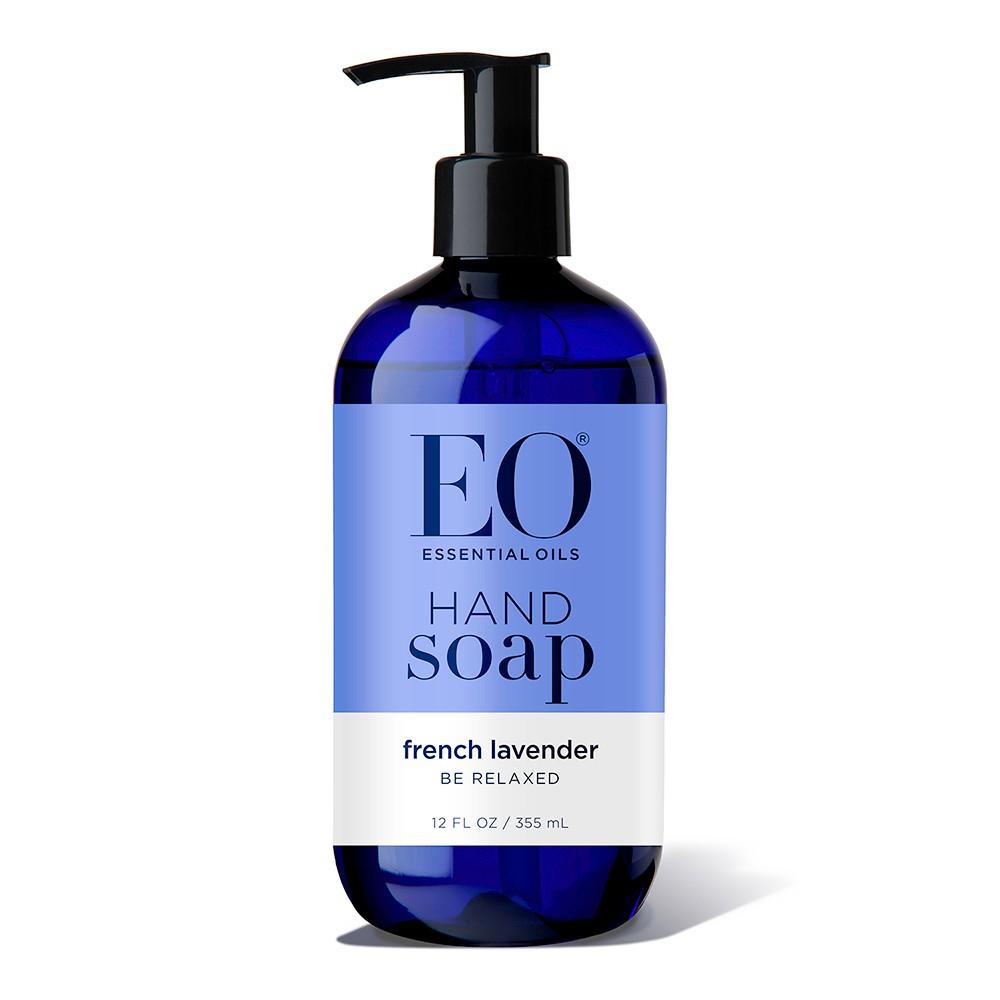 EO French Lavender Liquid Hand Soap - 12.0 fl oz