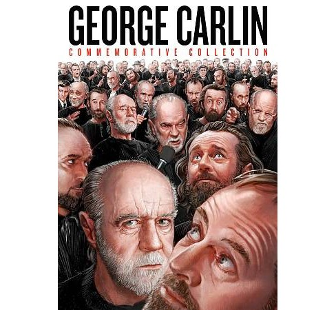 George Carlin Commemorative Collectio (DVD) - image 1 of 1