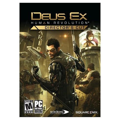 Deus Ex Human Revolution: Director's Cut - PC Game (Digital) - image 1 of 1