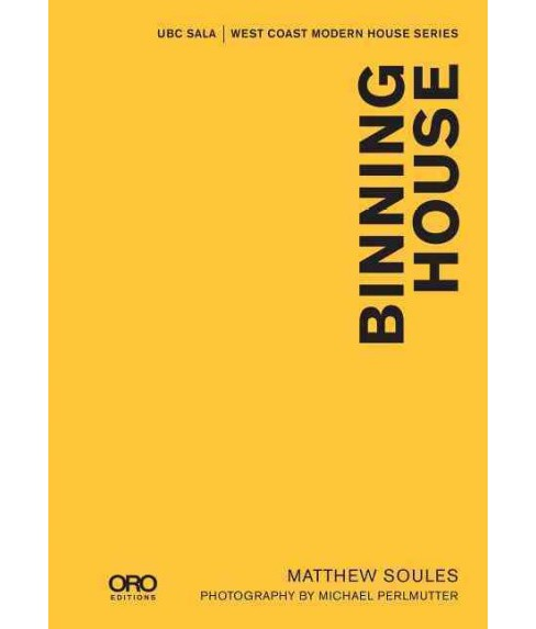Binning House (Hardcover) (Matthew Soules) - image 1 of 1