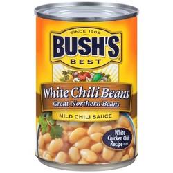 Bush's White Chili Beans - 15.5oz