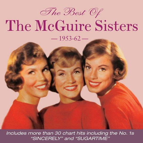 Mcguire sisters - Best of 1953-1962 (CD) - image 1 of 1