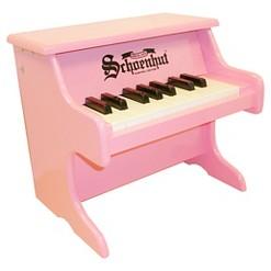 Schoenhut Keyboard - Pink