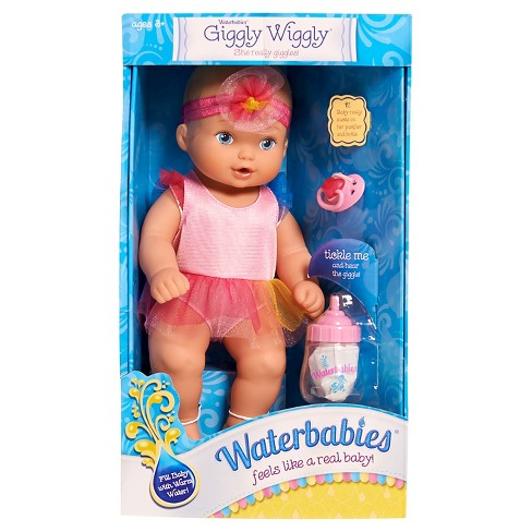 Waterbabies Giggly Wiggly Baby Doll - Pink2 - image 1 of 2