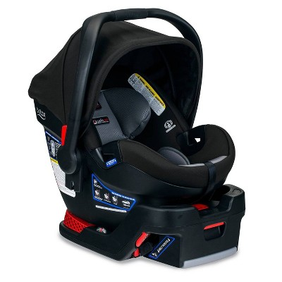 Britax B-Safe Ultra Noir Infant Car Seat - Black