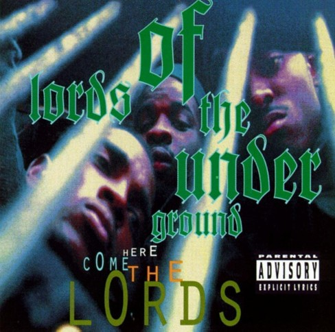 Lords of the undergr - Here come the lords [Explicit Lyrics] (CD) - image 1 of 3