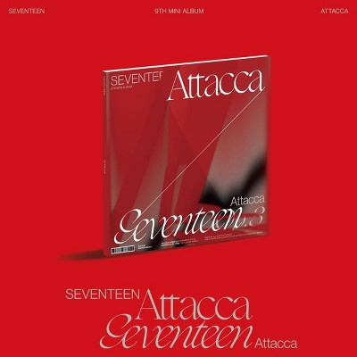 SEVENTEEN - SEVENTEEN 9th Mini Album `Attacca' (Op.3) (CD)