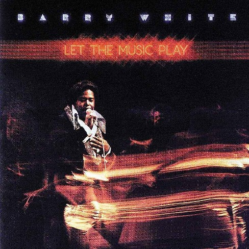 Barry White - Let The Music Play (Vinyl) - image 1 of 1