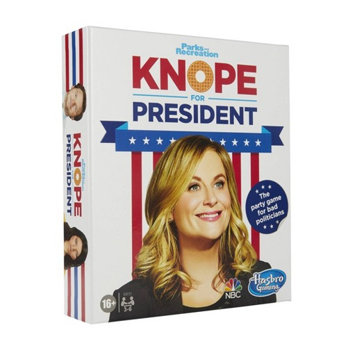 Knope For President Game - image 1 of 4