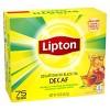 Lipton Decaffeinated Black Tea Bags - 75ct - image 3 of 4