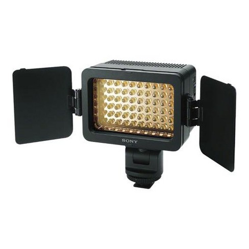 Sony HVL-LE1 Battery LED Video Light for Handycam Camcorder - image 1 of 4