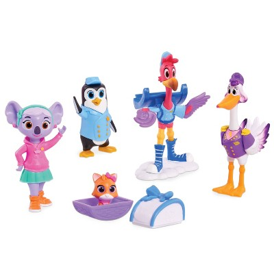 Disney Junior T.O.T.S. Collectible Figure Set - 6pc