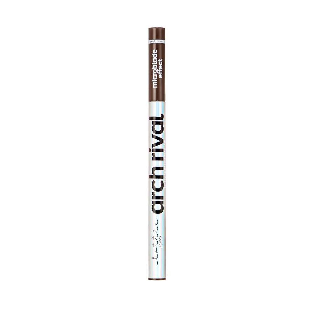 Image of Lottie London Arch Rival Microblade - Cool Brown - 0.02 fl oz