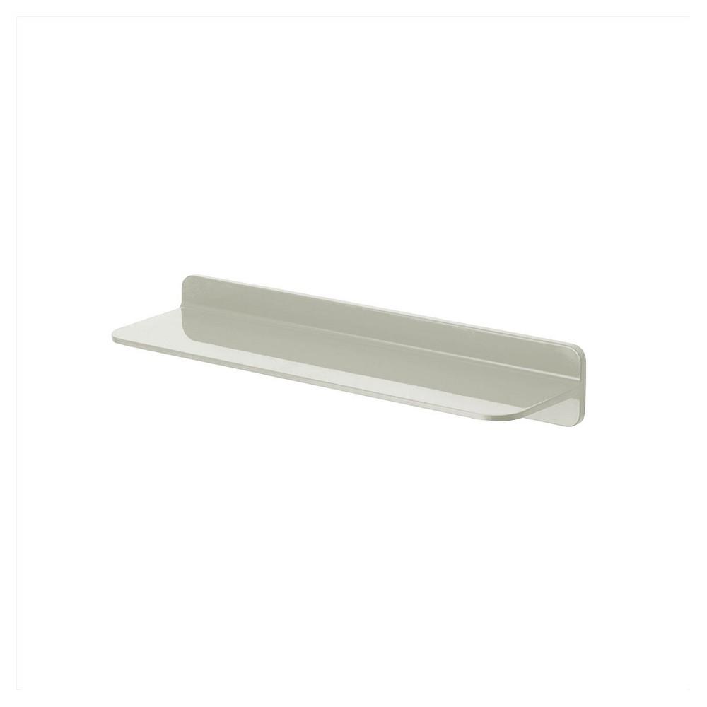 Image of Sabi Shelf Wall-Mounted Floating - Gray